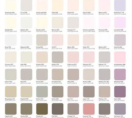 maling farver Køb Tonetillæg lys farve pr spand Hvid Maling   hos Hvidovre  maling farver